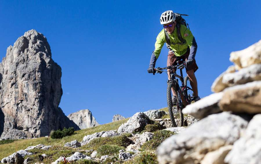 Mountain Bike Holiday In The Alta Badia Dolomites Hotel